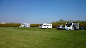 at Halfway House 5 Pitch Caravan Site