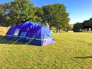 Simple camping at Stud Farm Camp Site