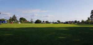 Spacious camping in tranquil location at Bishops Lydeard Caravan and Camping Site Ltd