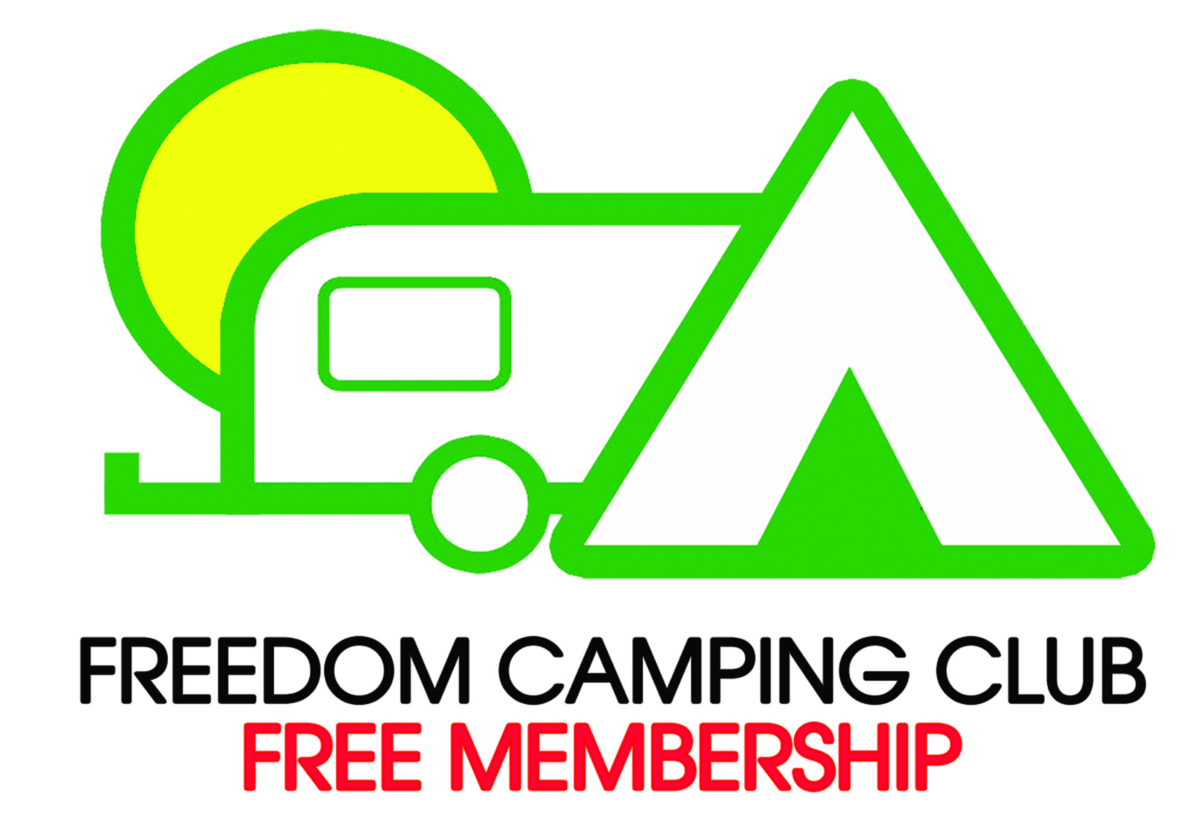 Freedom camping club