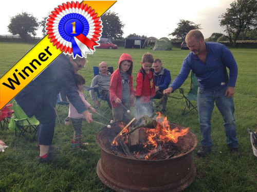2017 Best Freedom Camping Club campsite